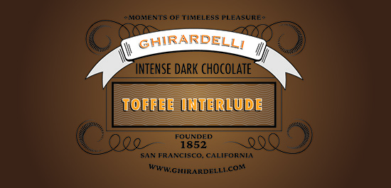 Ghirardelli Dark Chocolate